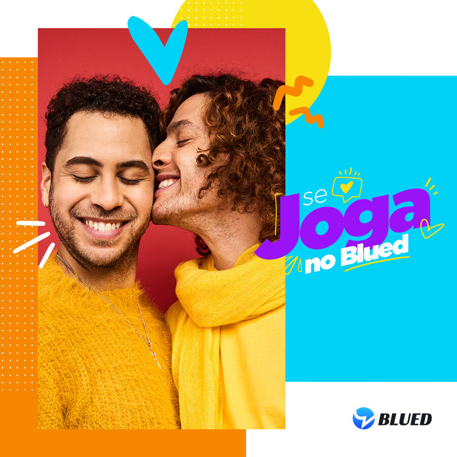 Blued, plataforma digital líder no mercado LGBTQIA+, anuncia sua chegada ao Brasil